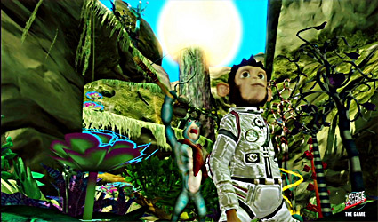 Space Chimps screenshot