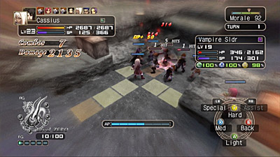 Spectral Force 3 screenshot