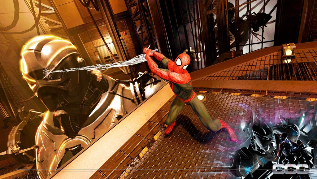 Spider-Man: Edge of Time image