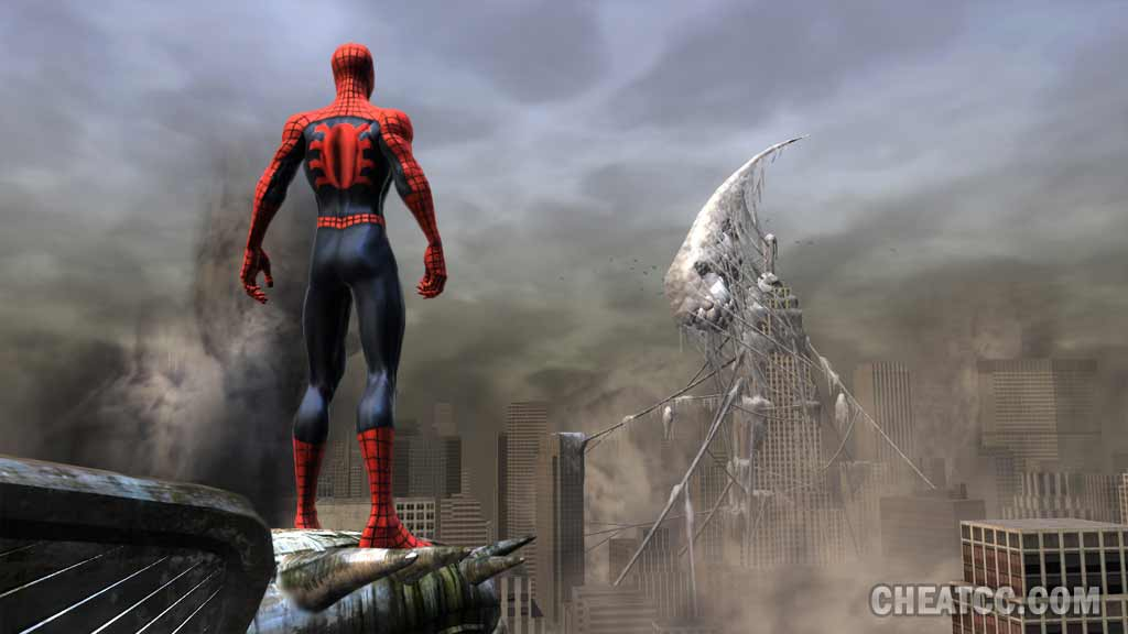 spider man web of shadows review for xbox 360. Black Bedroom Furniture Sets. Home Design Ideas