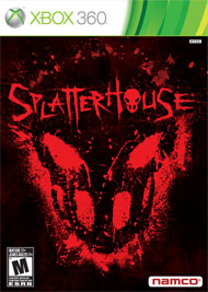 Splatterhouse Box Art