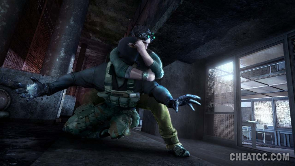 Tom Clancy S Splinter Cell Conviction Review For Xbox 360