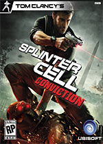 Tom Clancy's Splinter Cell: Conviction box art