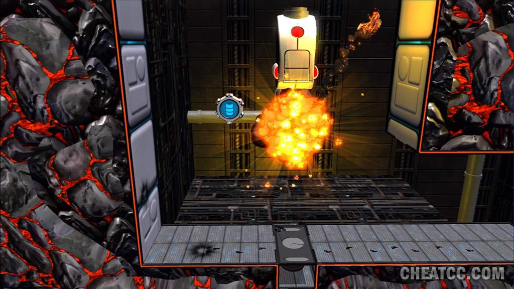 Splosion Man Review For Xbox 360