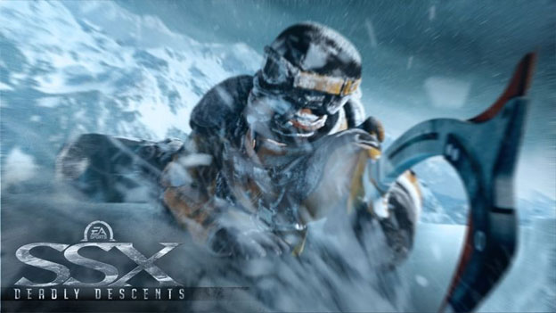 SSX: Deadly Descents Screenshot