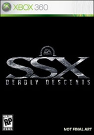 SSX: Deadly Descents Box Art