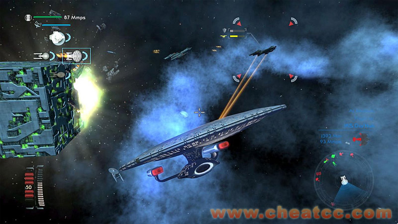 Star Trek Legacy Review Preview For Xbox 360 X360