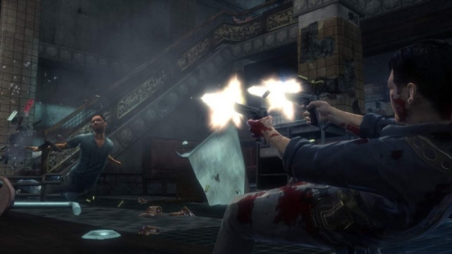 Stranglehold screenshot