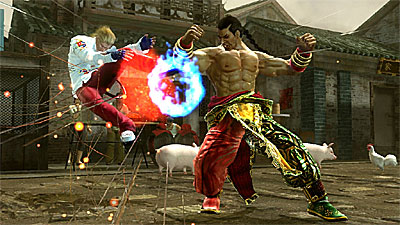 Tekken 6 Preview for PlayStation 3 (