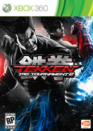 Tekken Tag Tournament 2 Box Art