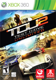 Test Drive Unlimited 2 box art