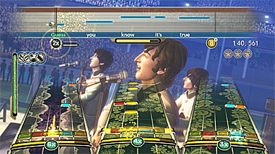 The Beatles: Rock Band Review for Xbox 360