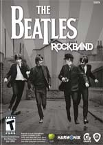The Beatles: Rock Band box art