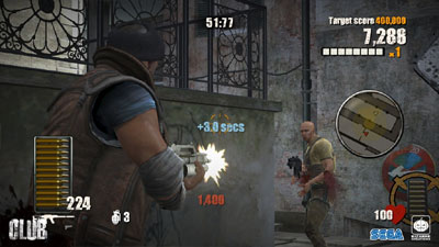 The Club screenshot