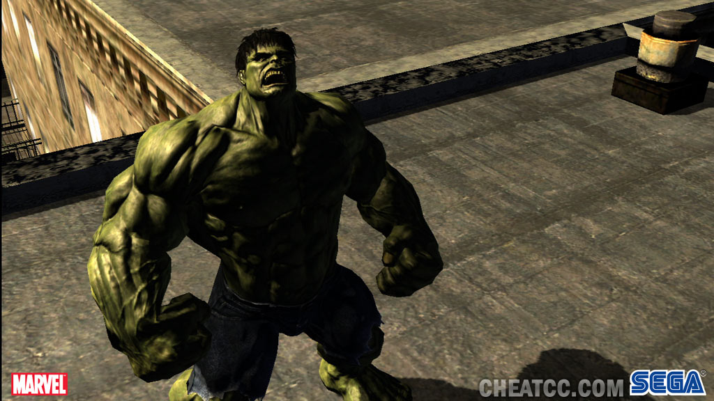 The Incredible Hulk Review for PlayStation 3