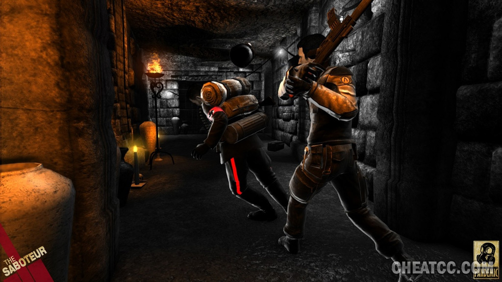 The Saboteur Review for Xbox 360
