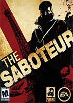 The Saboteur box art