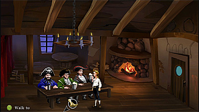 The Secret of Monkey Island: Special Edition screenshot