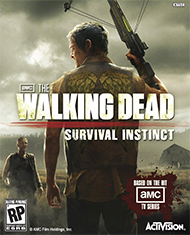 The Walking Dead: Survival Instinct Box Art