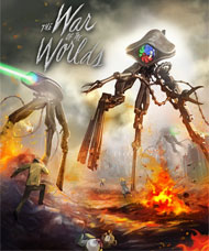 The War of the Worlds Box Art