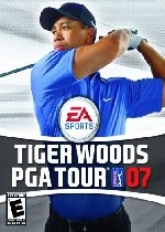 Tiger Woods PGA Tour 07 box art