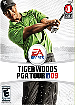 Tiger Woods PGA Tour 09 (Sports)