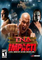 TNA iMPACT! box art
