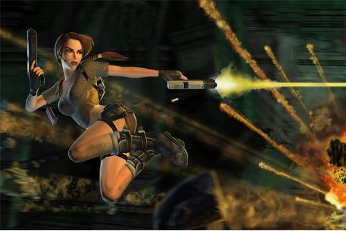 Tomb Raider Legend Review Preview For Playstation 2 Ps2