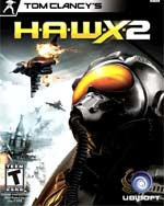Tom Clancy's H.A.W.X. 2 box art