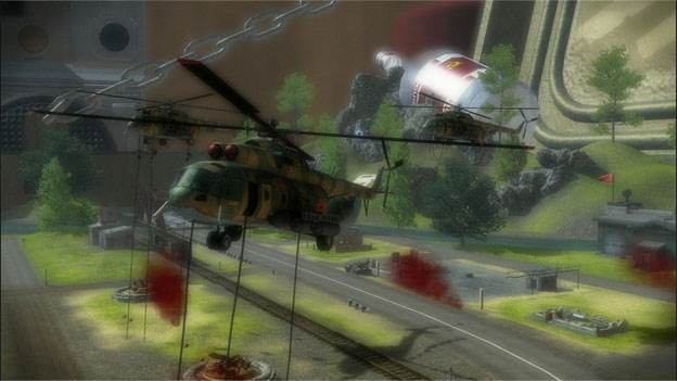 Toy Soldiers: Cold War Screenshot