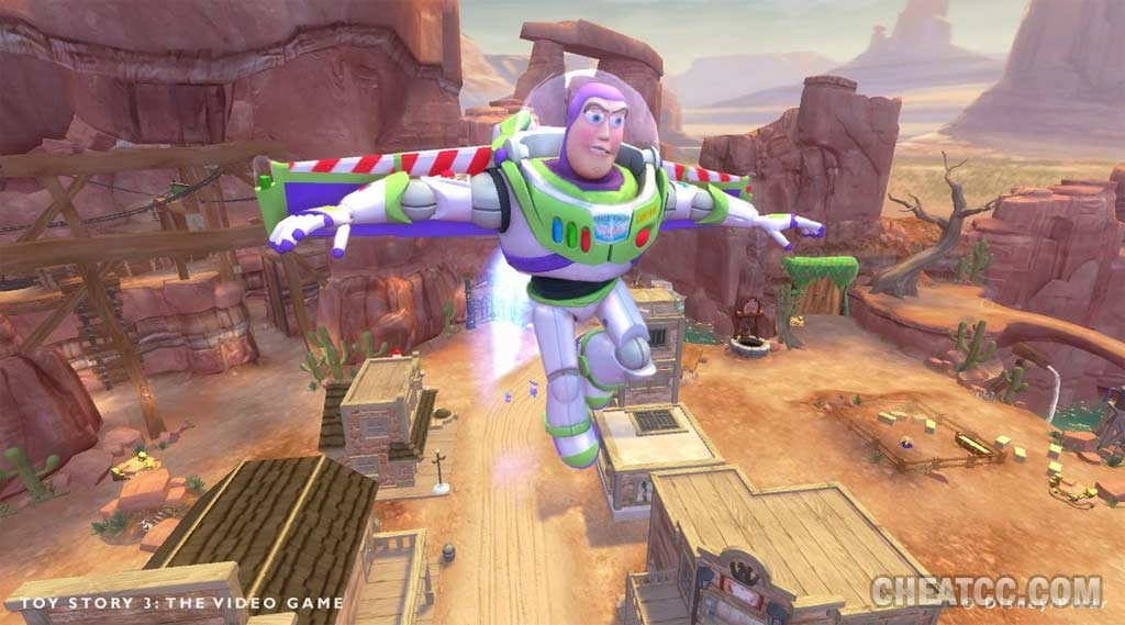 Toy Story 3 The Video Game Review For Xbox 360