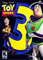 Toy Story 3: The Video Game box art