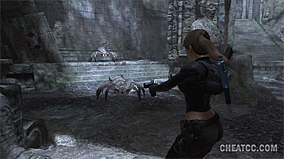 Tomb Raider Underworld screenshot