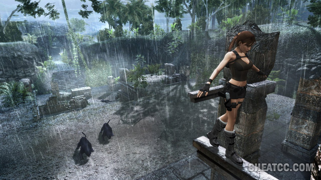 Tomb Raider Underworld Preview For The Nintendo Wii