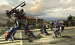 Transformers: The Game screenshot