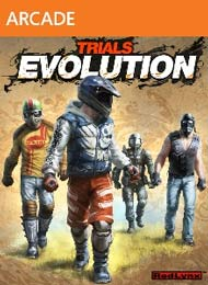 Trials Evolution Box Art