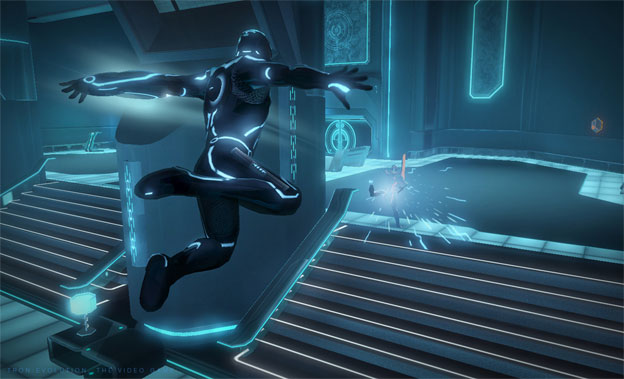 TRON: Evolution  Screenshot