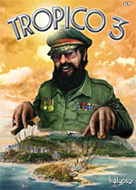 Tropico 3 box art