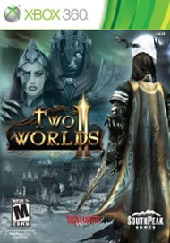 Two Worlds II Box Art