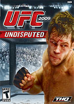 UFC 2009 Undisputed box art