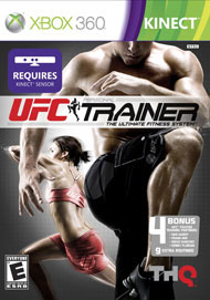 UFC Personal Trainer: The Ultimate Fitness System Box Art