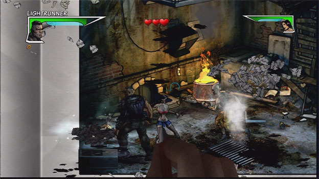 Unbound Saga Screenshot