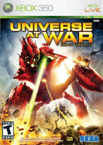 Universe at War: Earth Assault box art