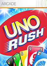 UNO RUSH box art
