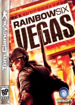 Tom Clancy's Rainbow Six Vegas box art