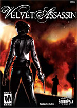 Velvet Assassin box art