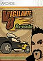Vigilante 8: Arcade box art