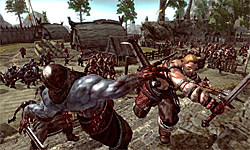 Viking: Battle for Asgard screenshot