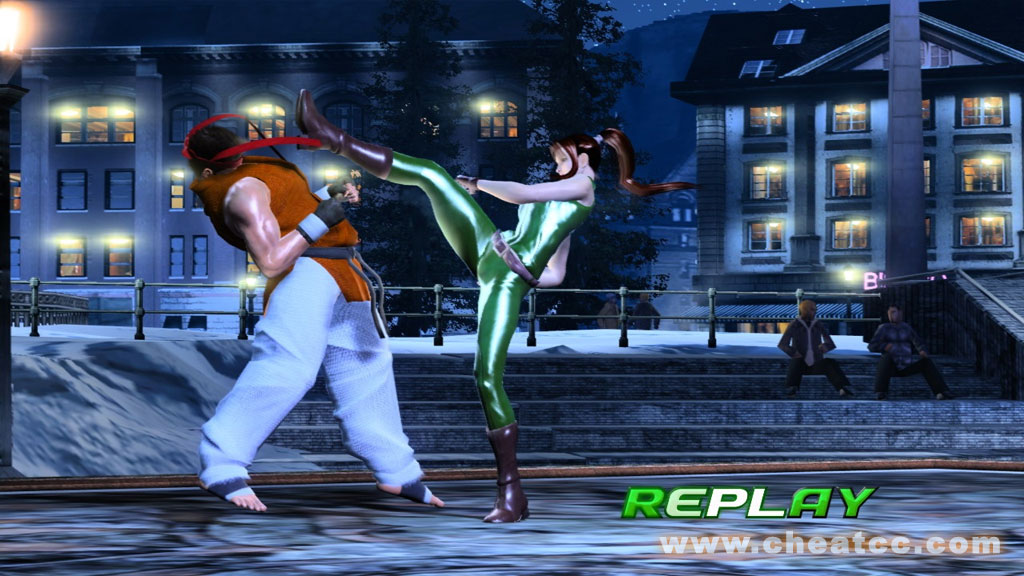 Virtua Fighter 5 Preview for Xbox 360 (X360)