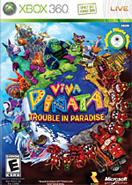 Viva Pi&#241ata: Trouble in Paradise box art